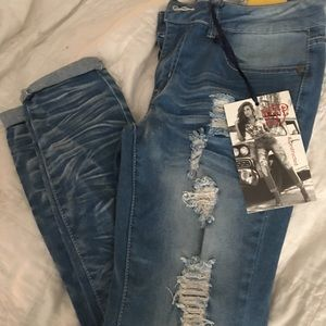 VIP jeans NWT size 9/10